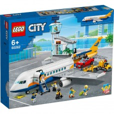 LEGO City 60262 Airport Passenger Airplane