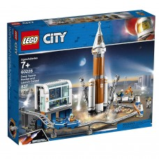 LEGO City 60228 Deep Space Rocket and Launch Control Mars
